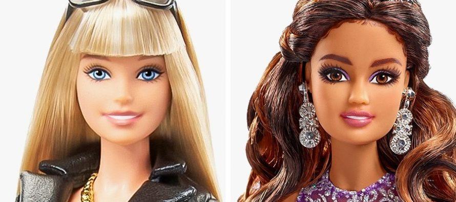 Stigla nova kolekcija Barbika inspirisana ženama- uzorima!