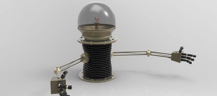 Predstavljen je najmanji i najbrži robot na svetu!
