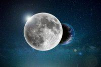 Uticaj meteorita na površinu Meseca