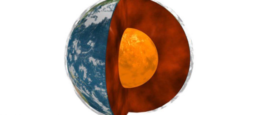 Koji je treći element u Zemljinom jezgru?
