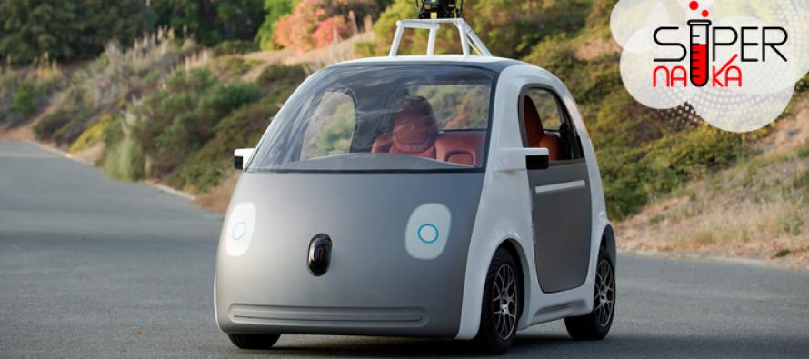 Kako funkcionišu automobili bez vozača?