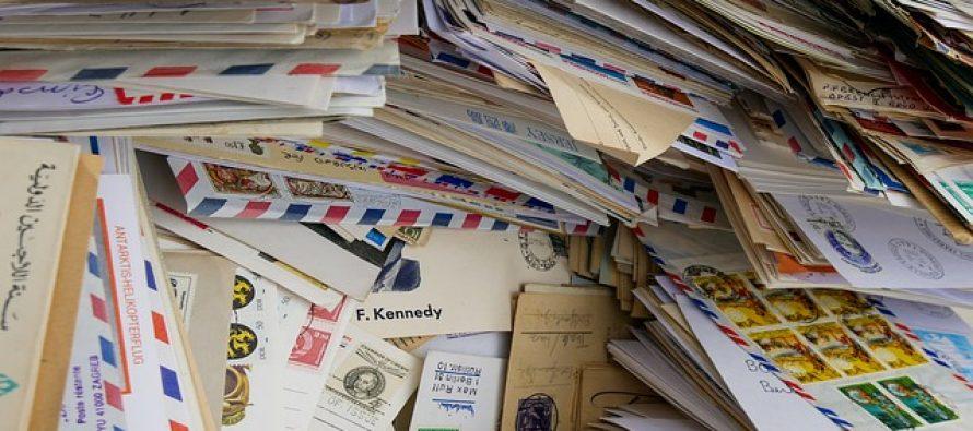 Kako je nastala poštanska markica?