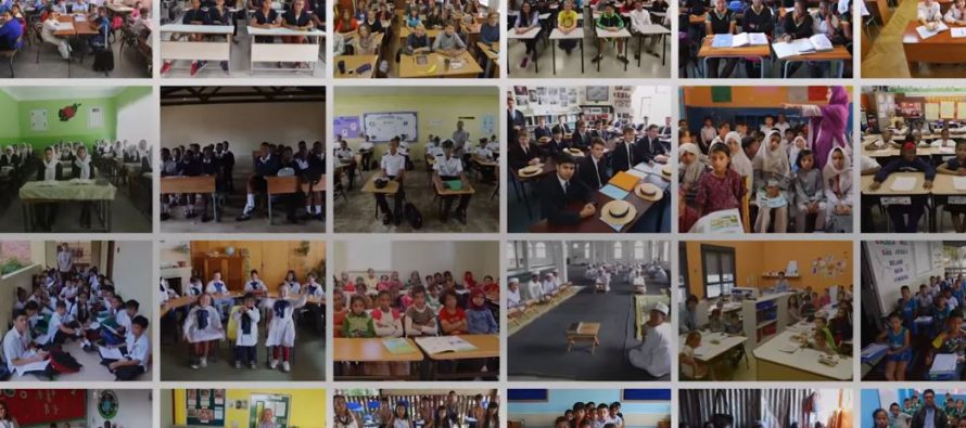 Zavirite u učionice širom sveta!