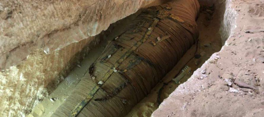 Otrkivena čudna mumificirana bića u Egiptu