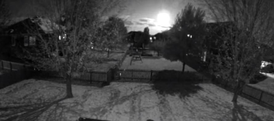 Meteor od 100 kilograma probio zvučni zid iznad SAD