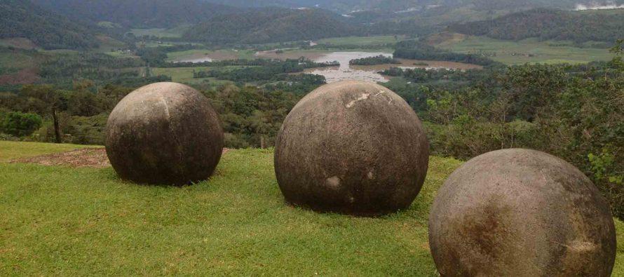 Misteriozne kamene kugle
